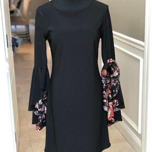 Laundry by Shelli Segal reversible dress